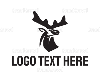 Outdoor - Deer logo design
