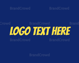 Fun - Heroic & Bold logo design