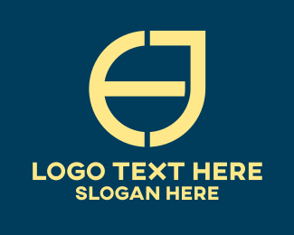 Utility - Utility Letter E logo design