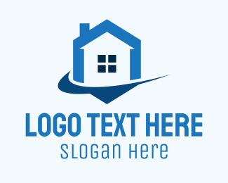 Contractor - House Listing Contractor logo design