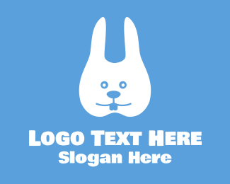 Molar - Dental Bunny logo design