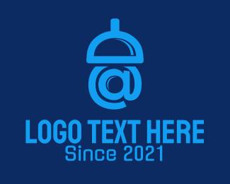 Mail - Acorn Mail logo design
