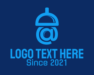 Acorn - Acorn Mail logo design