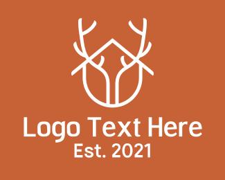 Architecture - Home Antler Design logo design