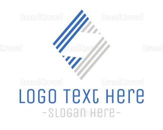 Asset Management - Financial Diamond logo design