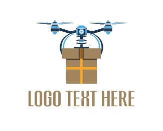 Drone Box Logo Maker