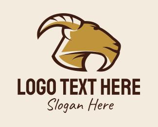 Varsity - Angry Goat Varsity Team logo design