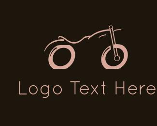 Cycling - Mountain Bike logo design