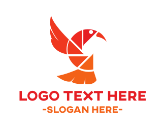 Photo - Photo Bird logo design
