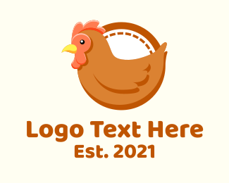 Poultry - Poultry Chicken logo design