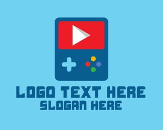 Youtube - Youtube Gaming Vloger logo design
