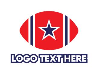 Football - American Football logo design