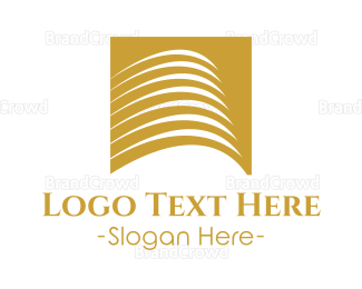 Fortune - Elegant Business Company logo design