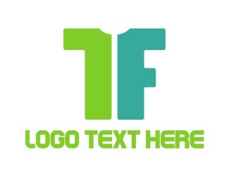 T-shirt - Shirt Letter F logo design