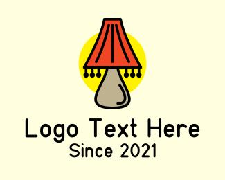 """Table Shade Lamp "" by FishDesigns61025"