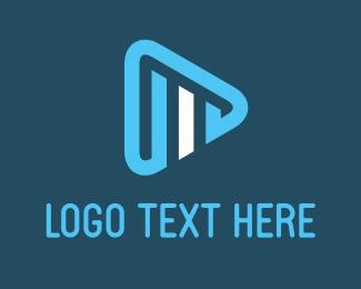 Studio - Play Beats logo design