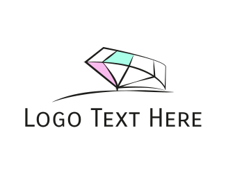 Quartz - White Diamond  logo design