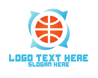 Basket - Basketball Sport  logo design