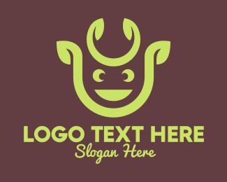 Laugh - Generic Happy Face logo design