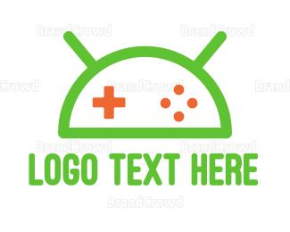 Robot - Robot Gaming  logo design