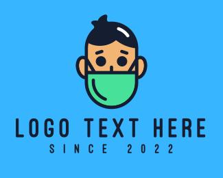 Surgeon - Medical Face Mask logo design