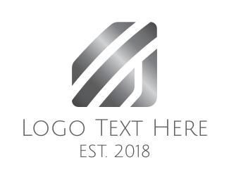 Jeweler - Silver Diamond logo design