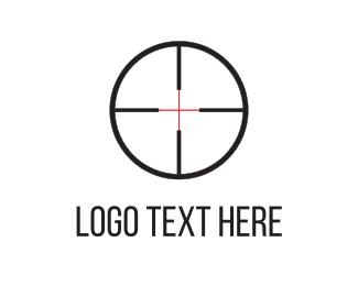 Overwatch - Shooting Target logo design