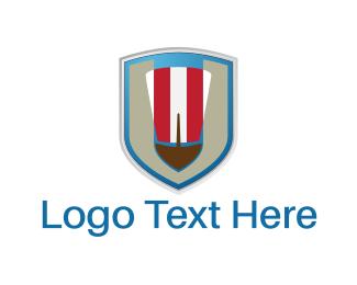 Hat - Hat Shield logo design