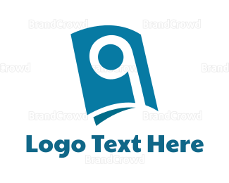 Research - Nine Pages logo design