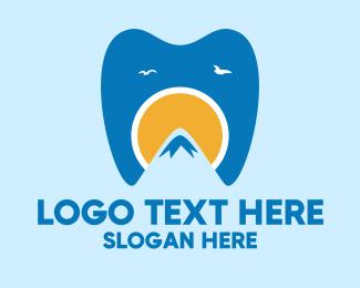 Dentist - Mountain View Dentist  logo design