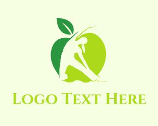 Exercise - Green Core logo design