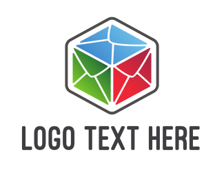 Mail - Mail Box logo design