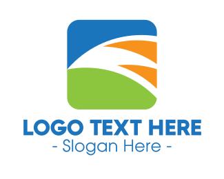 Marketing - Business Marketing Square logo design