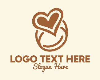 Coffee Date - Coffee Bean Lover logo design