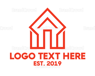 Orange - Orange Diamond House logo design