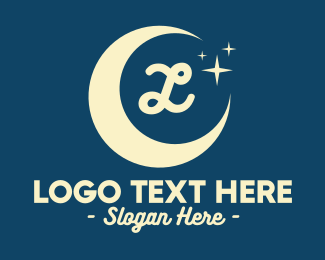 Starry - Starry Night Lettermark logo design