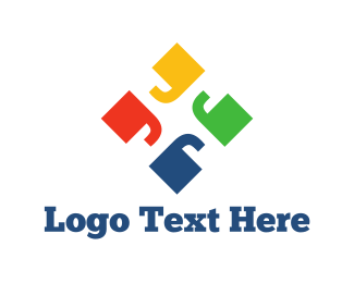 Group - Talk Group logo design