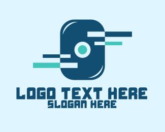 Connectivitiy - Data Server logo design