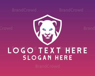 Fiction - Panther Shield Gaming logo design