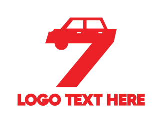 Automotive - Automotive Number 7 logo design