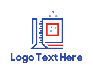 Logo Design - Book Lab