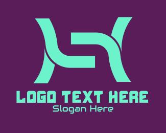 App Development - Gaming Console Letter S logo design