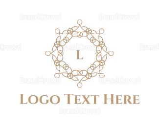 Cosmetic - Golden Circle logo design