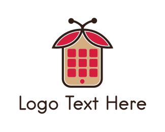 App - App Bug  logo design