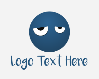 Sleep - Sleepy Eyes logo design