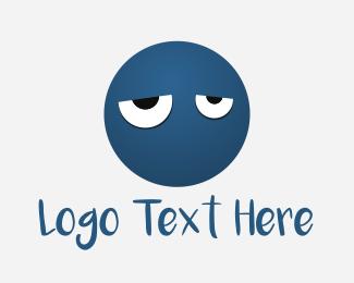 Tire - Sleepy Eyes logo design