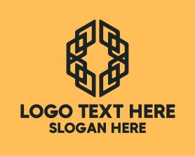 Brand - Modern Letter O Business logo design