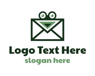 Frog - Frog Mail logo design