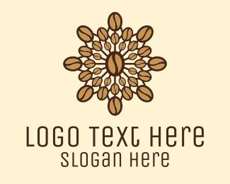 Mill - Coffee Bean Network logo design