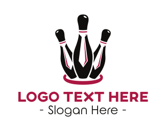 Worker - Professional Bowling logo design